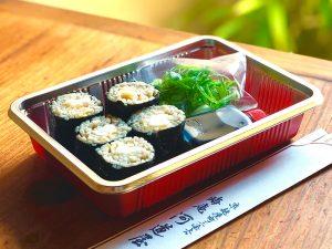 お持帰り 蕎麦巻き(海老天入)900円